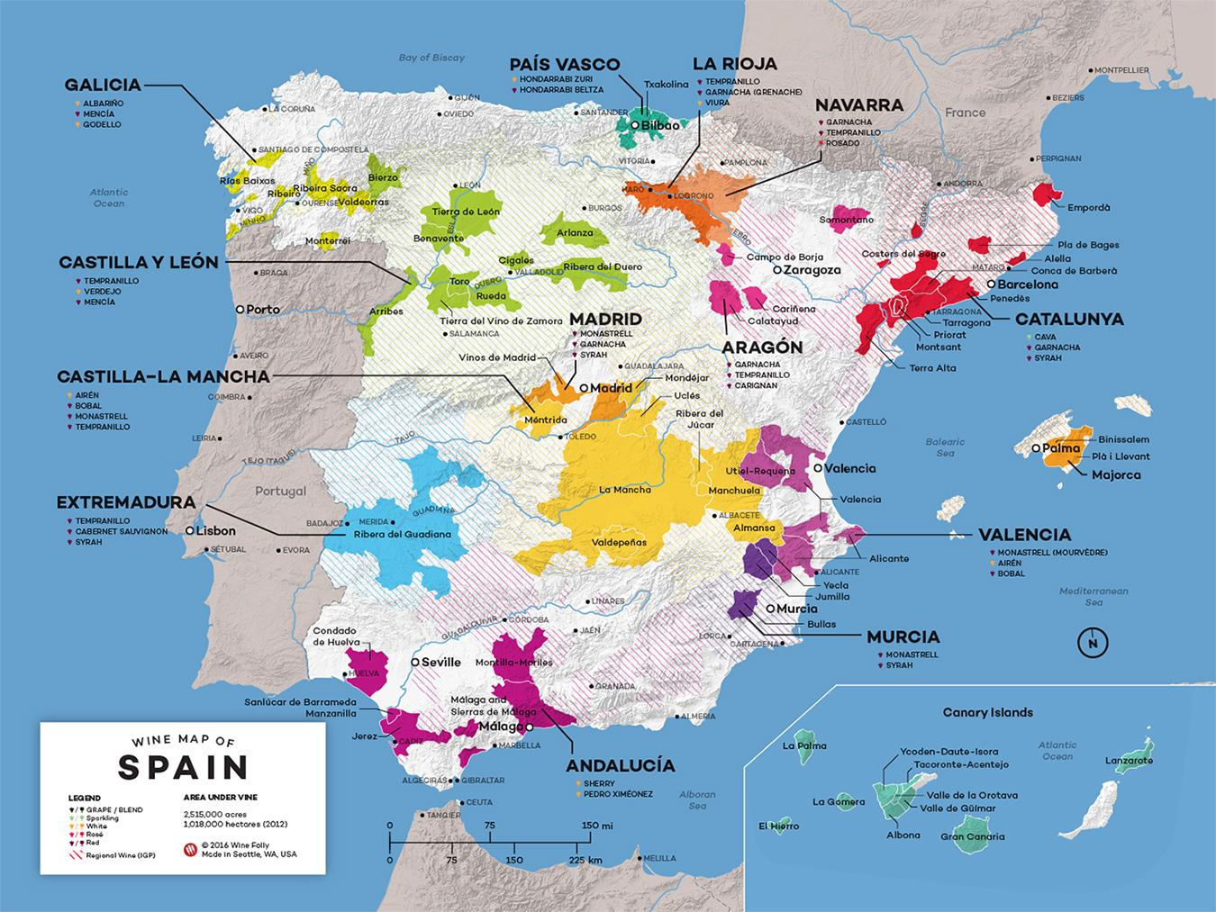 Karta Italien Spanien.Sfdra Europa Karta